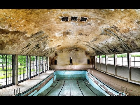 Top 5 Abandoned Olympic Venues