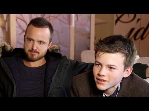 Aaron Paul, Josh Wiggins Debut 'Hellion'  Sundance 2014