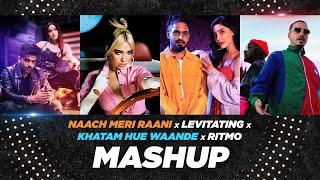 Naach Meri Raani x Levitating x Khatam Hue Waande x Ritmo Mashup | DJ Dave NYC | Sunix Thakor