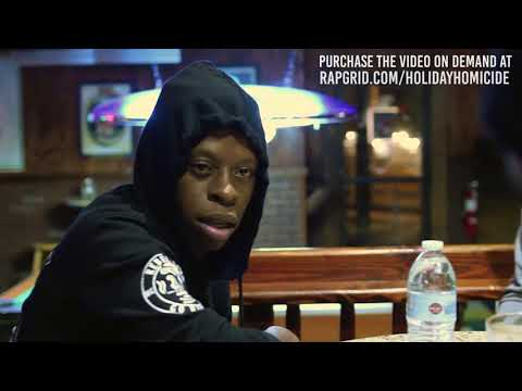 Chess Speaks On Battle With Ty Law (County Ground Battle League)