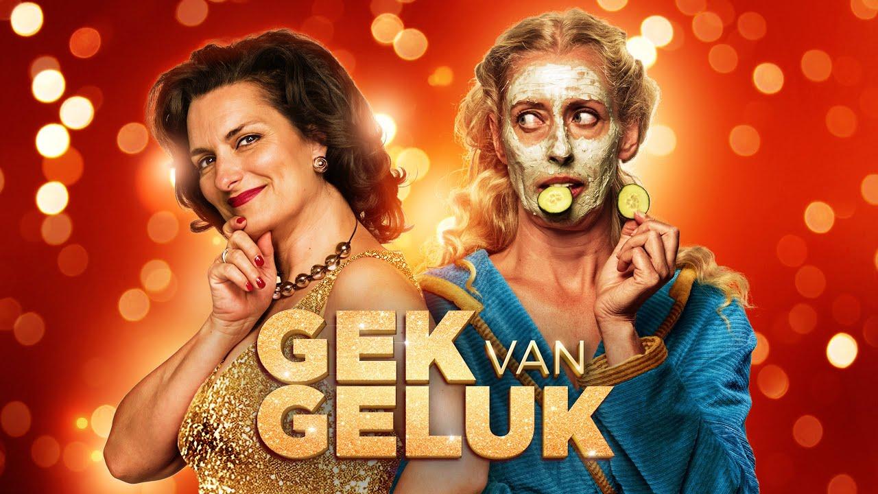 Gek Van Geluk Officiële Trailer Youtube