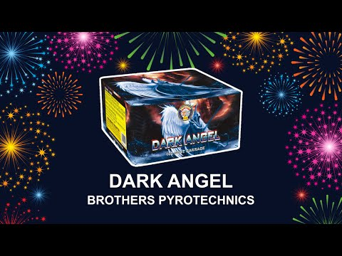 Dark Angel - Brothers Pyrotechnics (Fireworks, Cambridge)