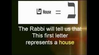 Secret Menorah Structure in the Hebrew Language 01
