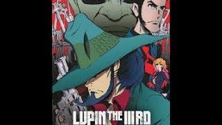 Lupin The IIIrd Daisuke Jigen's Gravestone Review!!!