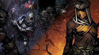 ЛУЧШАЯ ГРУППА ДЛЯ РУИН в Darkest Dungeon The Color Of Madness