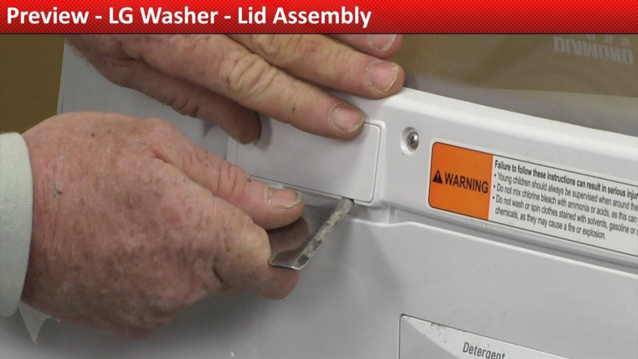 Lid Switch Diagnostic & Repair