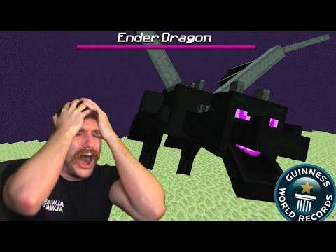 World Record Minecraft Speedrun!