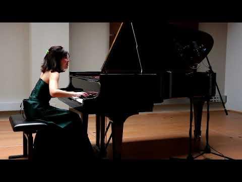 ベートーヴェン:ピアノ・ソナタ 第30番,Op.109  pf. 石井 楓子:Fuko Ishii