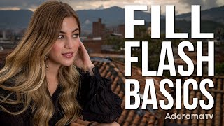 Fill Flash Basic: Exploring Photography with Mark Wallace