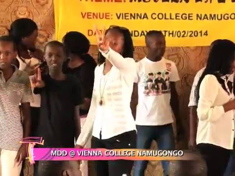 VIENNA COLLEGE MDD 2014 TV prog