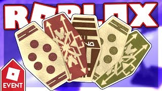 [EVENT] How to get the SABACC PLAYING CARDS | Roblox Giant Survival 2