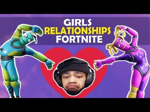 GIRLS, RELATIONSHIPS & FORTNITE   | HIGH KILL FUNNY GAME