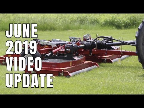 June 2019 Video Update From Turf Equipment And Supply Company