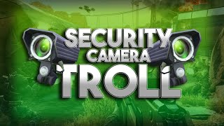 Security Camera Trolling - Scaring Kids on Black Ops 2!