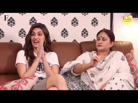 FAMILY MATTERS with Kriti Sanon | SHOWSHA Mp3