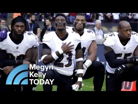 Megyn Kelly Roundtable: NFL National Anthem Policy & 13 Reasons Why Season 2 | Megyn Kelly TODAY