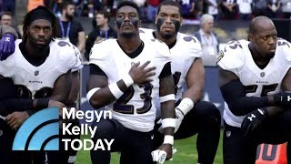 Megyn Kelly Roundtable: NFL National Anthem Policy, '13 Reasons Why' | Megyn Kelly TODAY