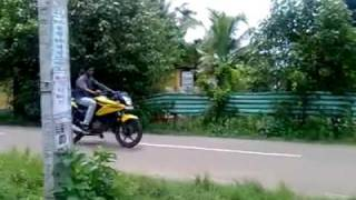 funny accident kerala state, india.