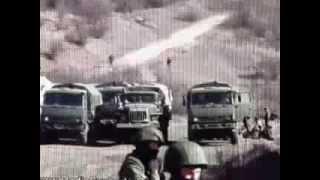 УНИКАЛЬНЫЕ КАДРЫ Захват Воинской Части в Крыму российскими солдатами