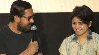Aamir Khan denies being a 'Hanikarak Bapu' @ Hanikarak Bapu SONG LAUNCH