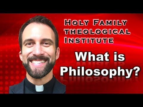 """""""What is Philosophy?"""" – Ancient Philosophy, Video 1"""