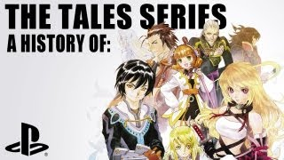 A History Of The Tales Series: The Road To Tales Of Xillia