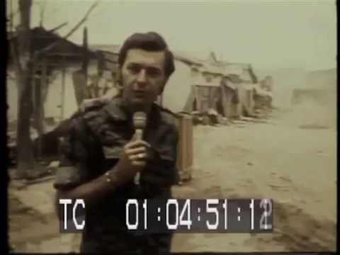 ABC Raw News Footage from 1969 covering the Vietnam War