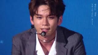 171007 워너원 팬미팅 / 옹성우 스윗옹&옹깅 포인트 (Wannaone Ongseongwu's sweet and cutie ong Point)