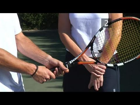 How To Do The Double-Handed Backhand