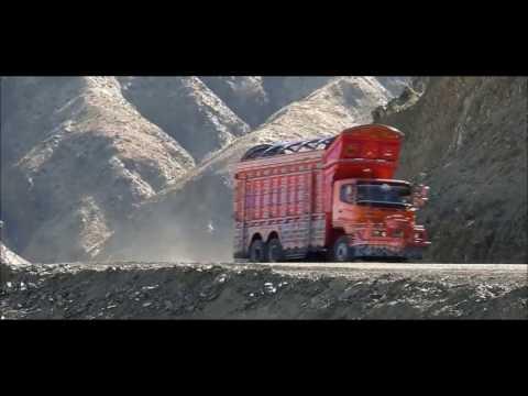 Kalat -- Quetta -- Chaman Road || Pakistan