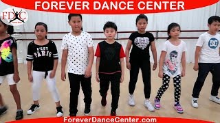 Dawin - Dessert ft Silento Kids Dance Video Dance Choreography