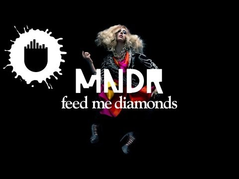 MNDR - Feed Me Diamonds (RAC Remix) (Cover Art)