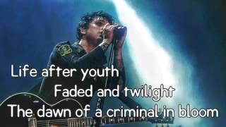 Green Day - Outlaws (lyrics)
