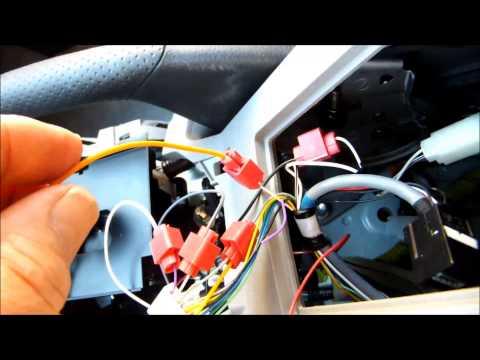 Toyota RAV4  EV Auto Folding Mirrors Installation