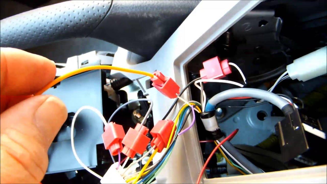 Toyota RAV4 EV Auto Folding Mirrors Installation  YouTube