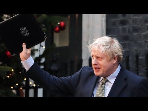 video: A historical victory for historic times - but where will Boris Johnson sit in the UK's political story?