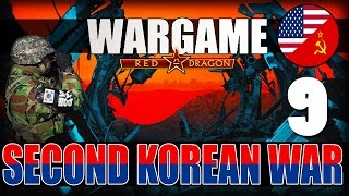 Wargame: Red Dragon -Campaign- Second Korean War: 9