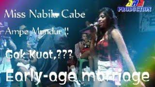ARA Entertainment | Pernikahan Dini | Miss Nabila