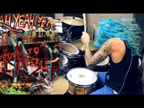 Kyle Brian - Yeah Yeah Yeahs - Maps (Drum Cover)