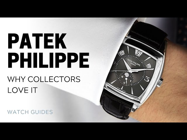 Patek Philippe: Why Collectors Love It | SwissWatchExpo