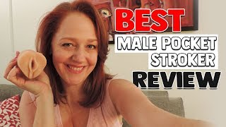 Sasha Grey Pocket Stroker | Best Male Pocket Stroker | Male Masturbator Review