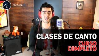 CLASES DE CANTO | Como Cantar Bien Leccion 1 | CURSO COMPLETO thumbnail