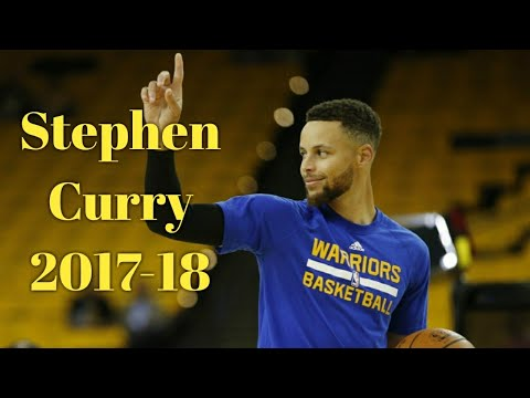 Stephen Curry 2018 Promo Mix - NF ~ Let You Down