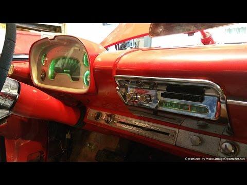 Tubes, Transistors and an Old Valve Car Radio