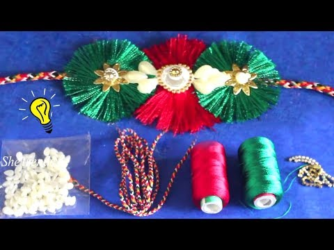 DIY: New Rakhi collection 2019 || raksha bandhan rakhi || Handmade Silk thread rakhi designs