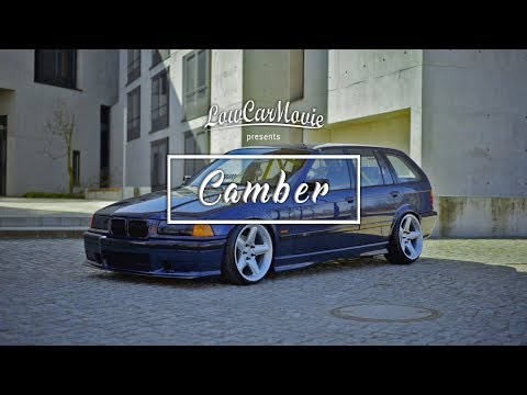 BMW E36 328i Touring | Static | Cambergang | AC Schnitzer | Camber by LowCarMovie