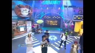 Virzha ft D Massiv - Semakin @ Ngabuburit Trans TV Juli 2015