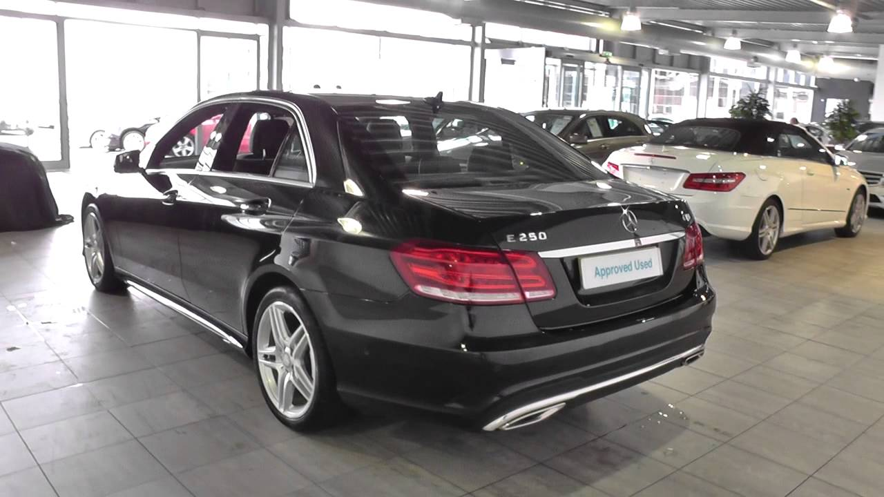 mercedes benz e250 amg sport cdi auto u41075 youtube. Black Bedroom Furniture Sets. Home Design Ideas
