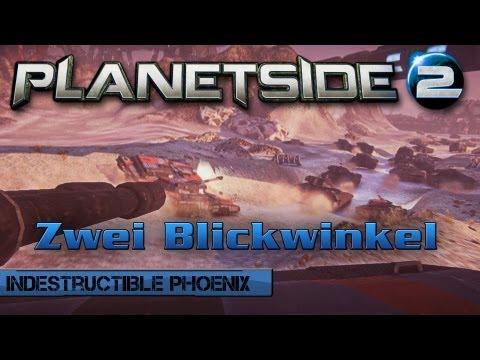 Planetside 2 - Zwei Blickwinkel