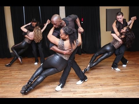 Balmir's Kizomba at Balmir's Latin Dance Studio 2nd anniversary